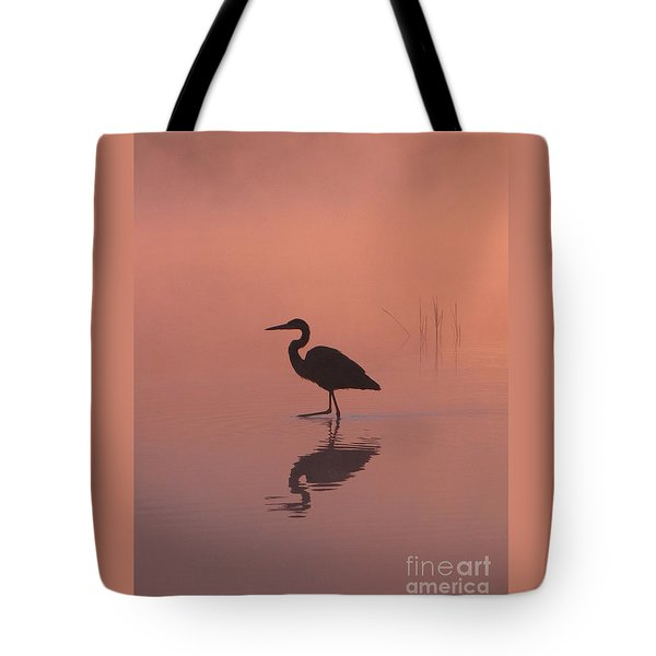 Tote Bag featuring the photograph Heron Collection 1 by Melissa Stoudt