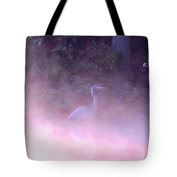 Tote Bag featuring the photograph Heron Collection 3 by Melissa Stoudt
