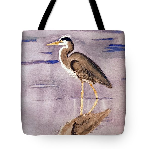 Heron No. 2 Tote Bag