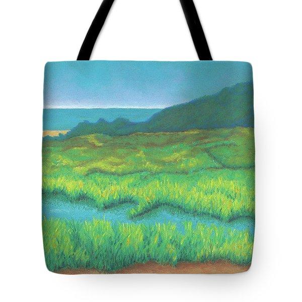 Heron's Home Tote Bag