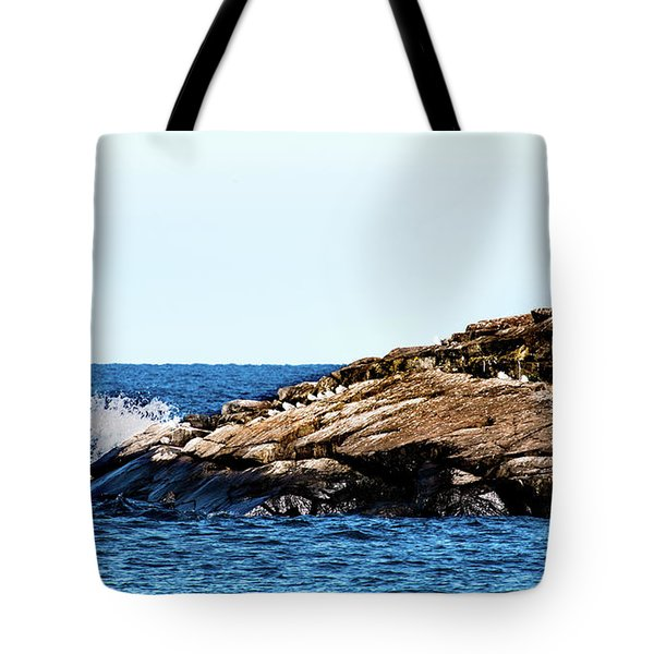 Herring Gull Picnic Tote Bag