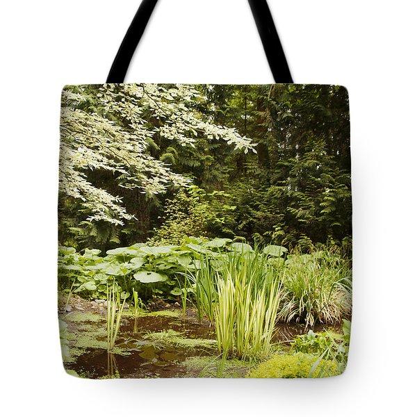 Herronswood Wetlands Tote Bag