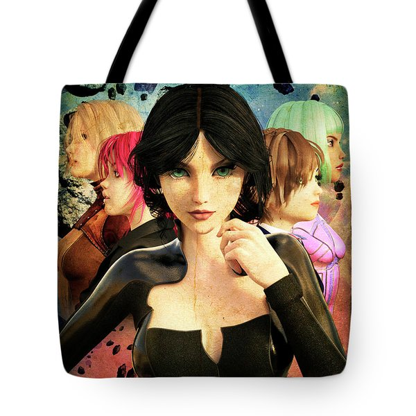 Hestia Chronicles Tote Bag