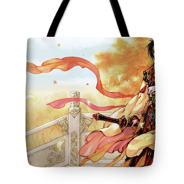 Hetalia Axis Powers Tote Bag