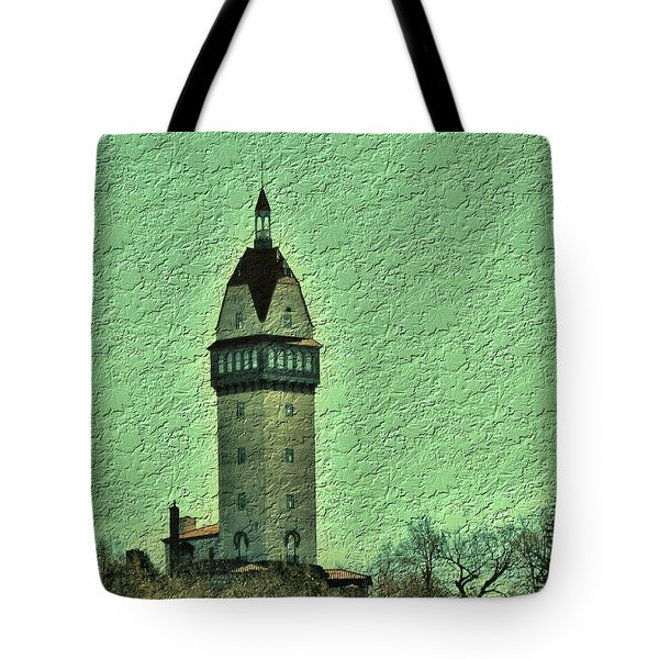 Heublein Tower Tote Bag