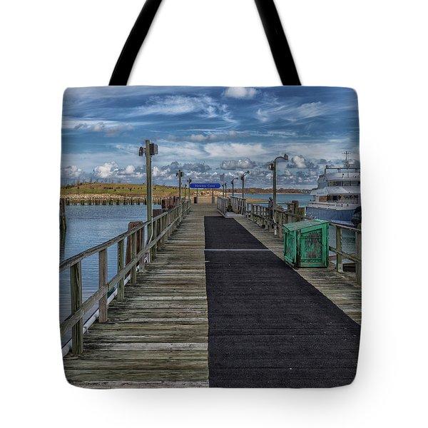 Hewitts Cove Tote Bag