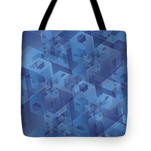 Hexentricity 1 Tote Bag
