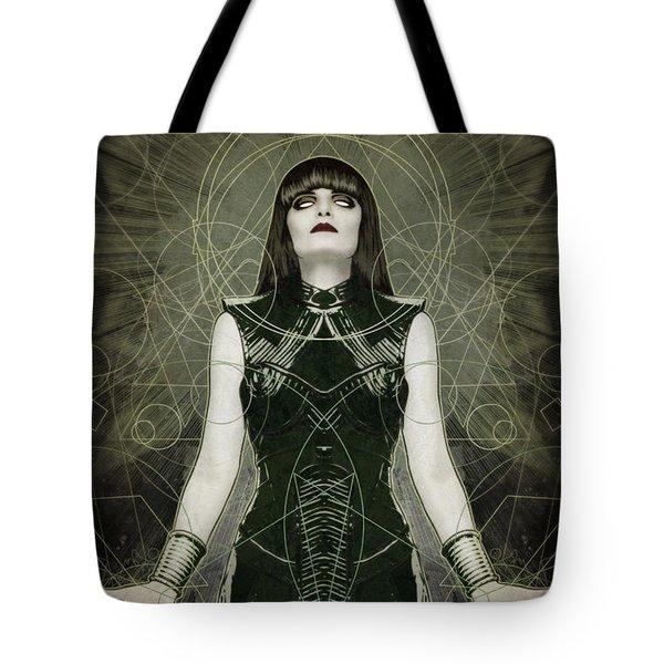Hexymphony Tote Bag