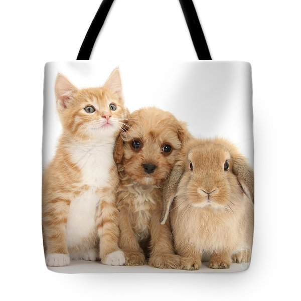 Hey, Move Over, You're Upstaging Me Tote Bag