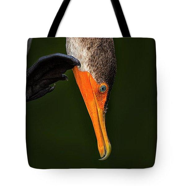 Hi... Tote Bag