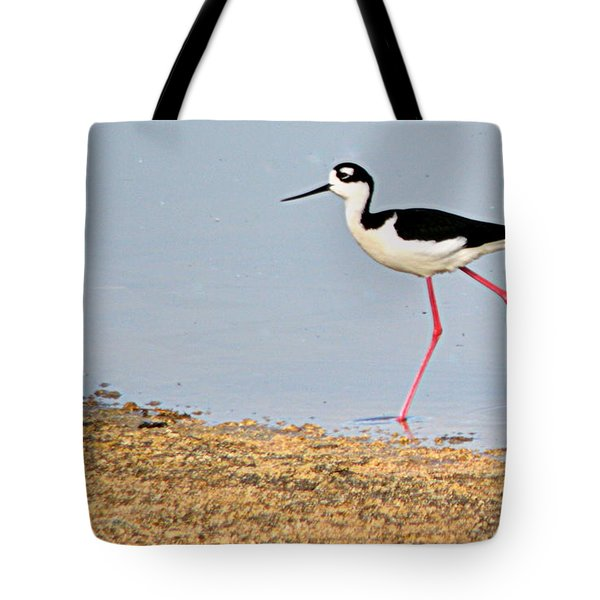 Hi-stepper Tote Bag