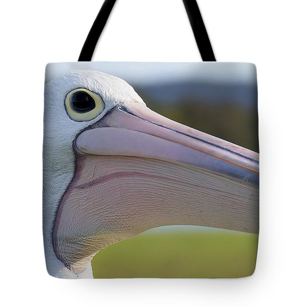Tote Bag featuring the photograph Hi There 0001 by Kevin Chippindall