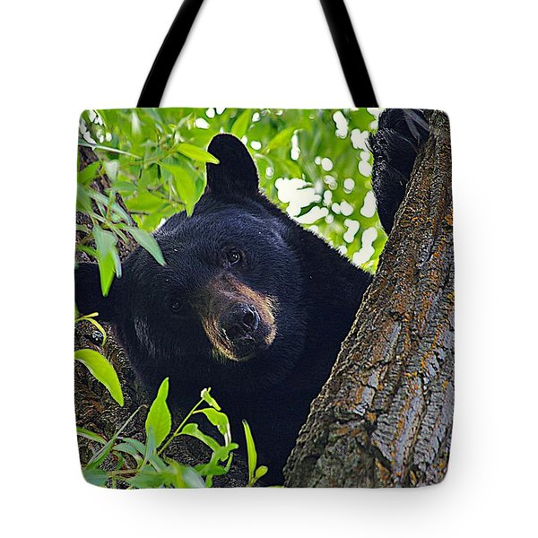 Hi There Tote Bag by Matt Helm