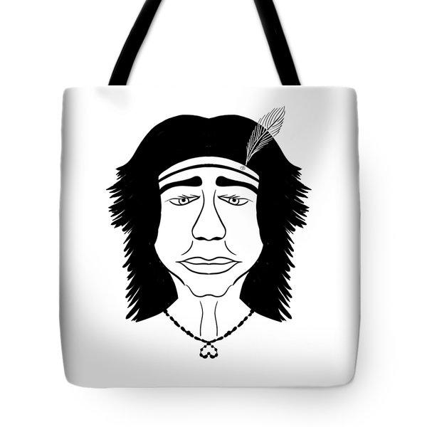 Hiawatha Tote Bag