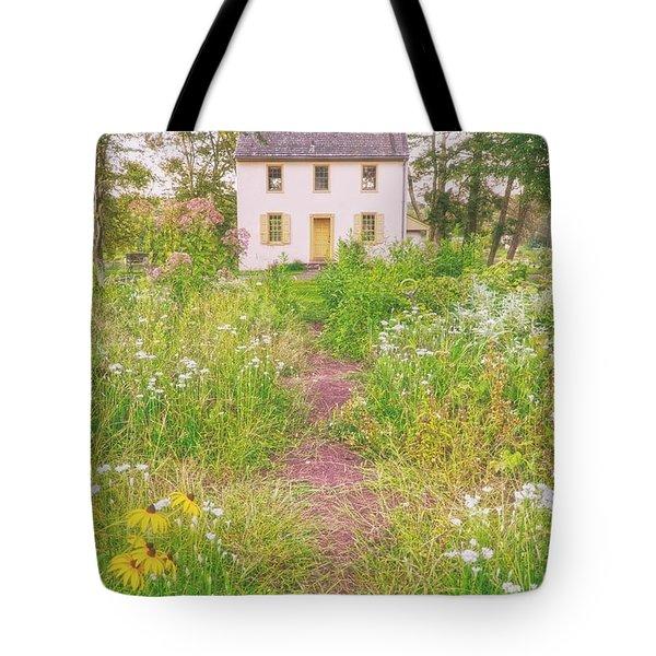 Hibbs House Tote Bag