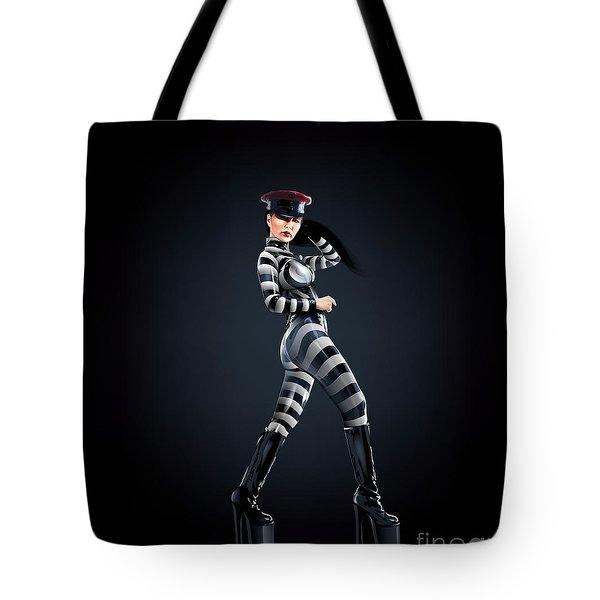 Hibiki M Tote Bag