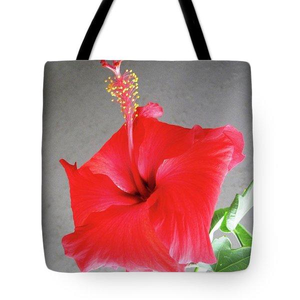 Hibiscus #2 Tote Bag