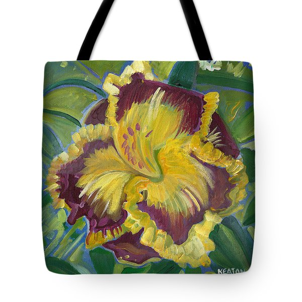 Hibiscus 2 Tote Bag by John Keaton