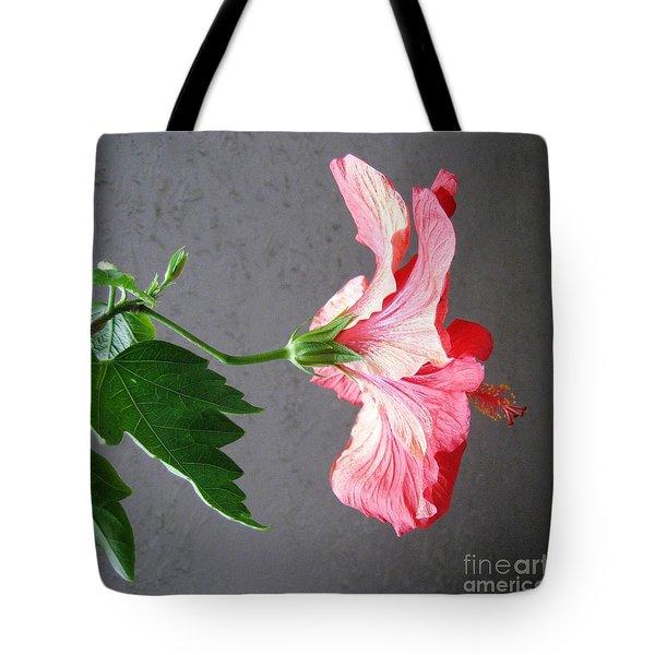 Hibiscus #4 Tote Bag