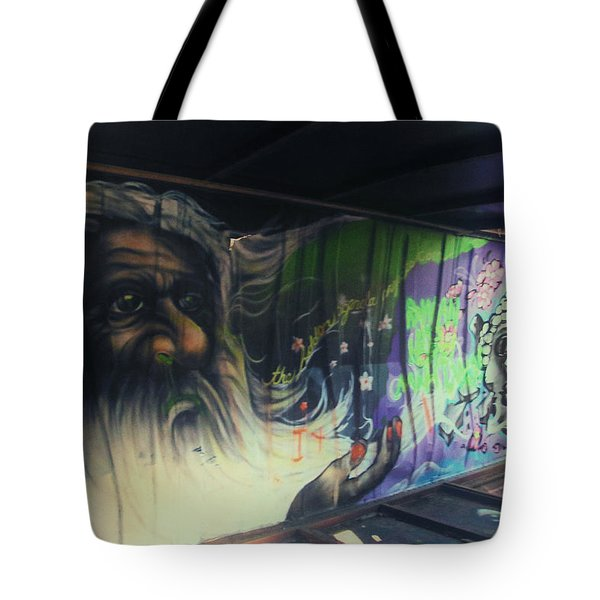 Hidden Agenda Tote Bag