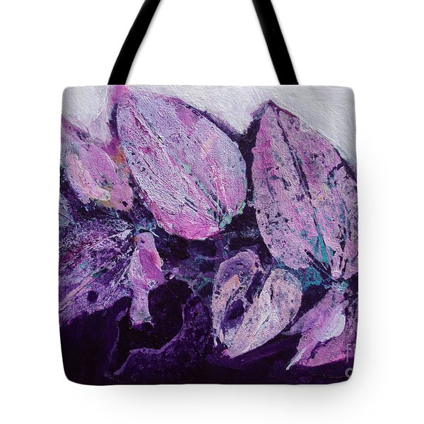 Hidden Birds Tote Bag by Diane Ursin