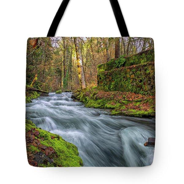 Hidden Creek Tote Bag