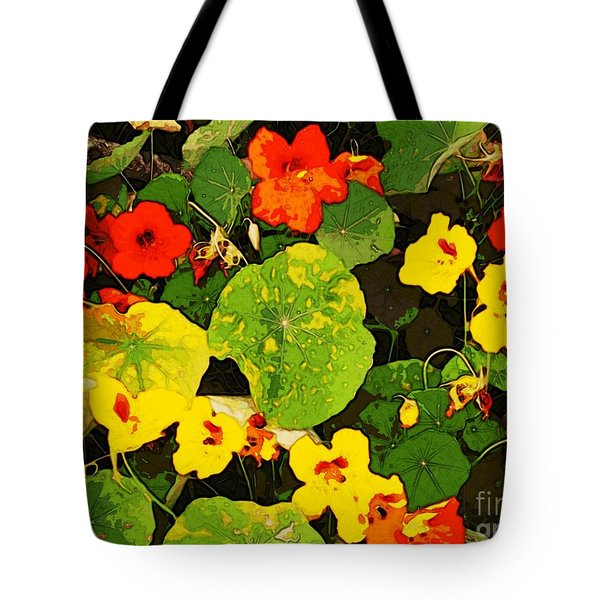 Hidden Gems Tote Bag by Winsome Gunning