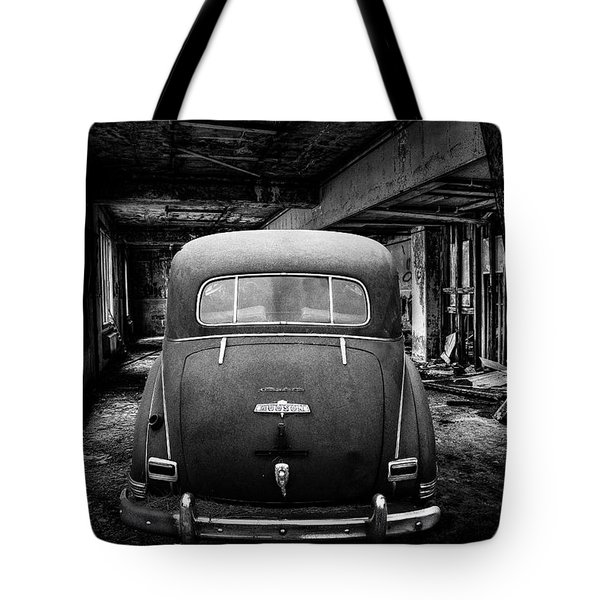 Hidden Hudson Tote Bag