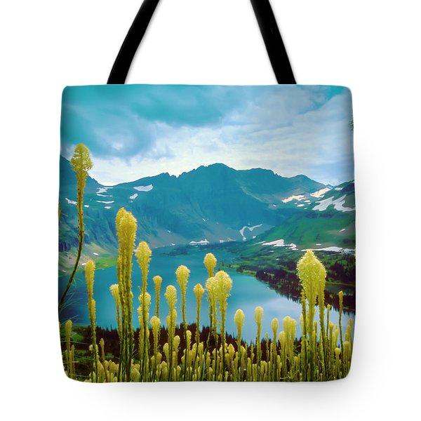 Hidden Lake, Gnp Tote Bag