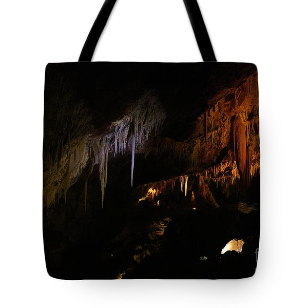Hidden Light Tote Bag by Oscar Moreno