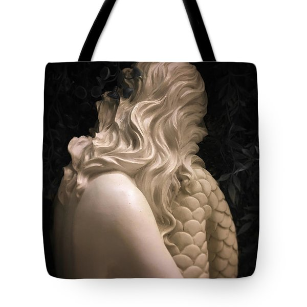 Hidden Mermaid Tote Bag