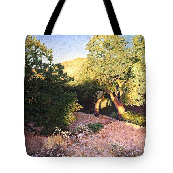 Hidden Oaks Tote Bag