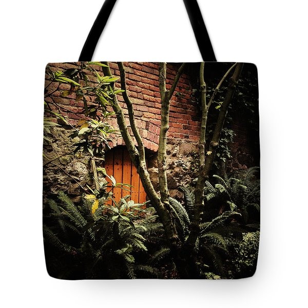 Hidden Passage Tote Bag