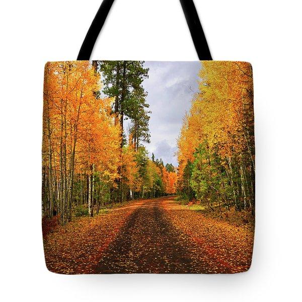 Hidden Paths Tote Bag