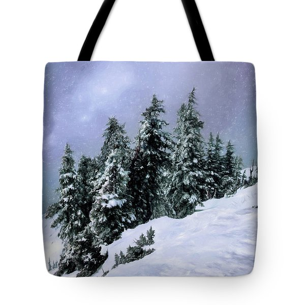 Hidden Peak Tote Bag