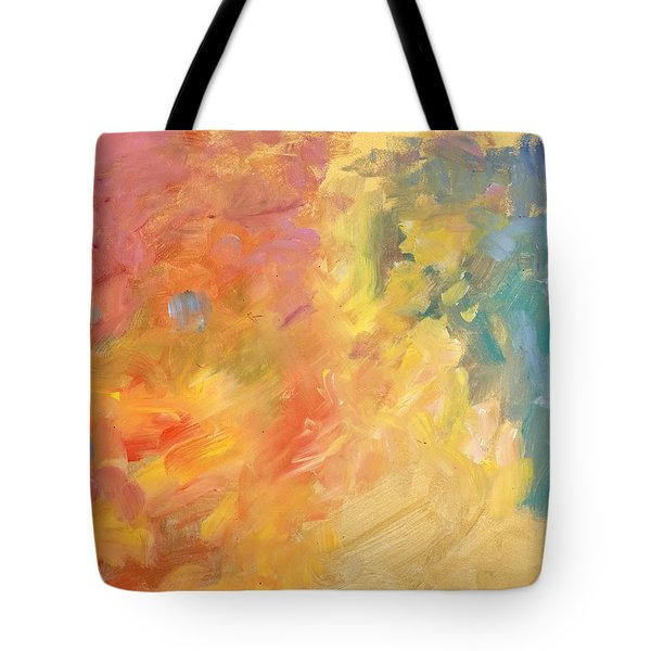 Hidden Smile Tote Bag