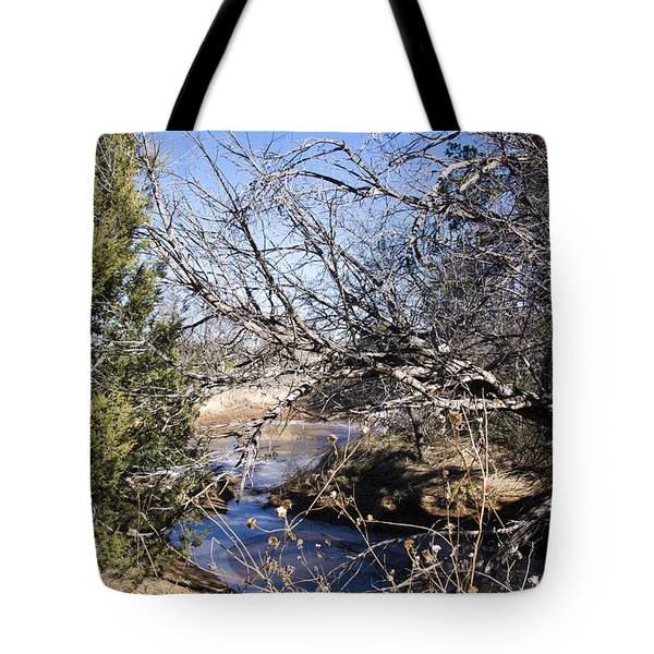 Hidden Swimming Hole Tote Bag