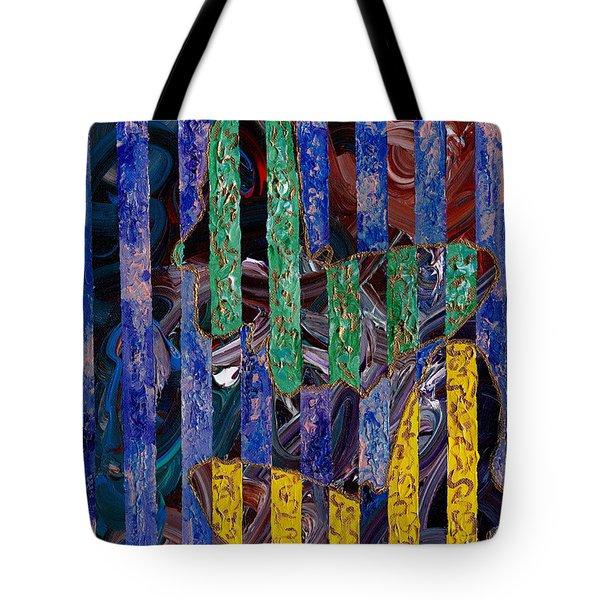 Hidden Transformation Tote Bag