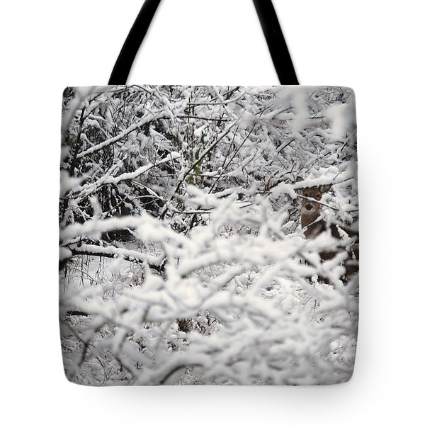 Tote Bag featuring the photograph Hidden Treasure by Eric Liller