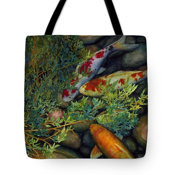 Hidden Treasure Tote Bag