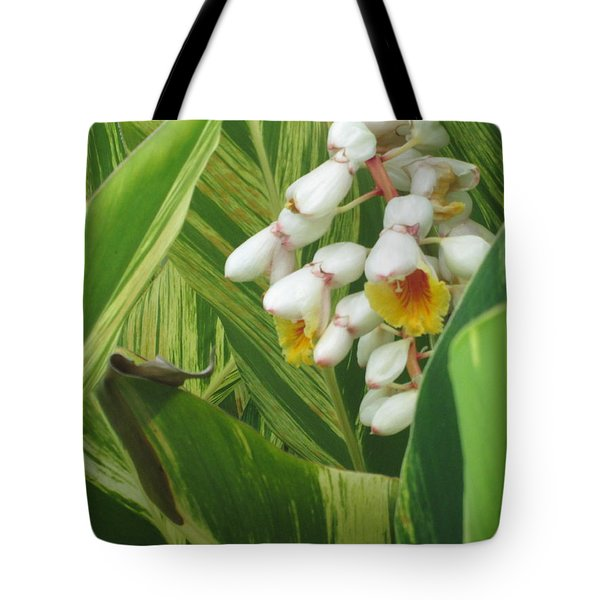 Hidden Tropic Tote Bag