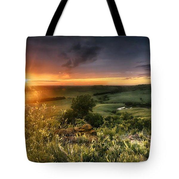 Hidden Valley Tote Bag