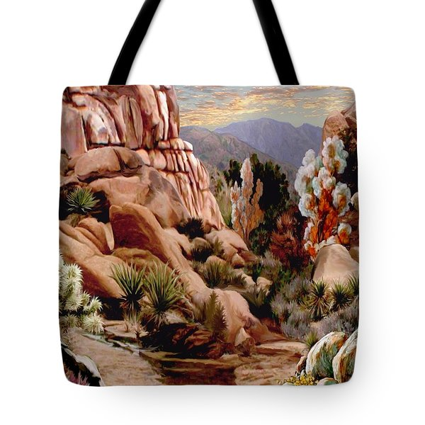 Hidden Valley Trail Tote Bag