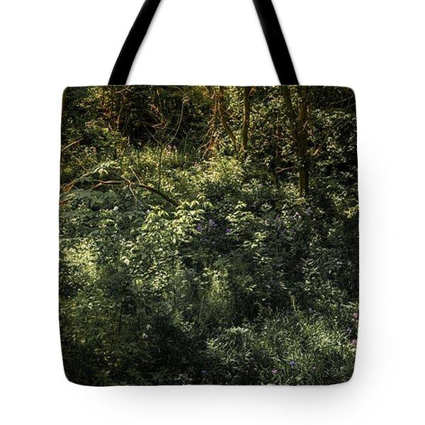 Hidden Wildflowers Tote Bag