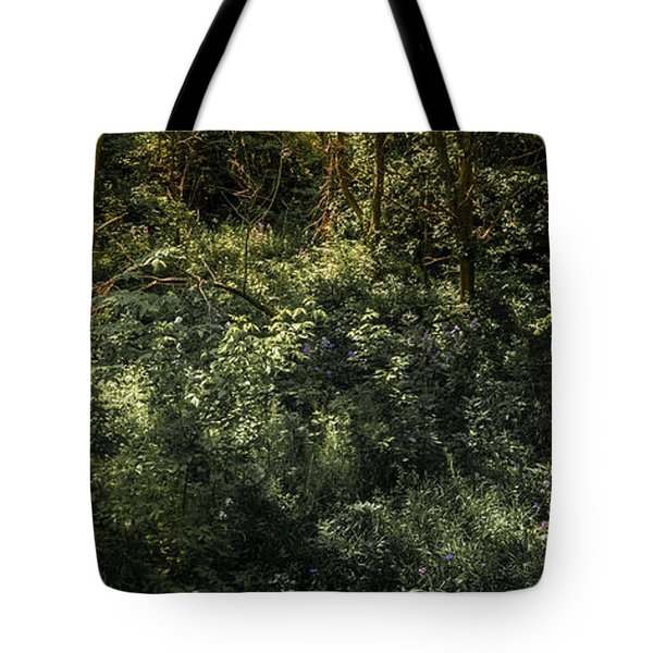 Hidden Wildflowers Tote Bag