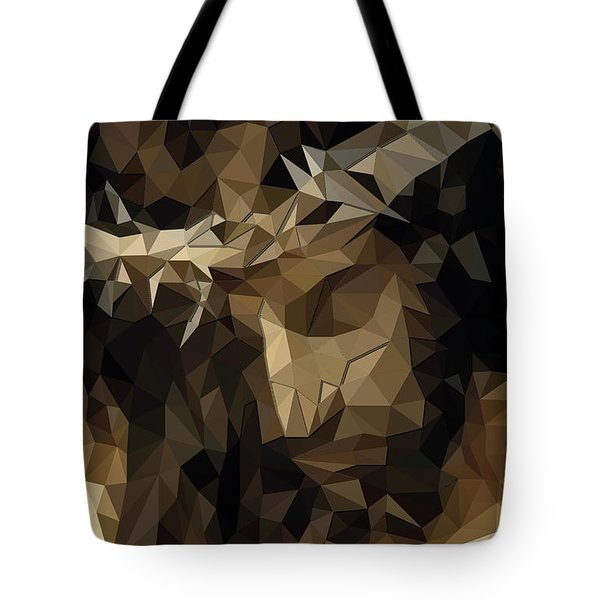 Tote Bag featuring the digital art Hidden With Christ by Karen Showell