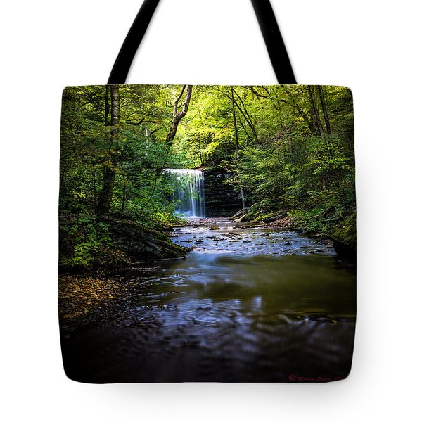 Tote Bag featuring the photograph Hidden Wonders by Marvin Spates