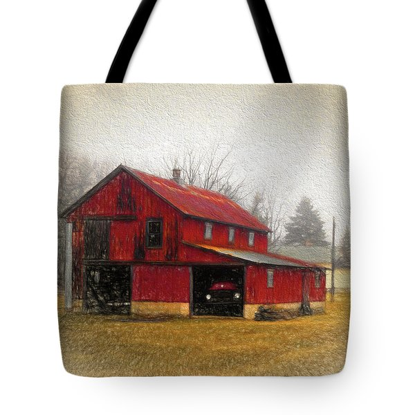 Hide Away Tote Bag