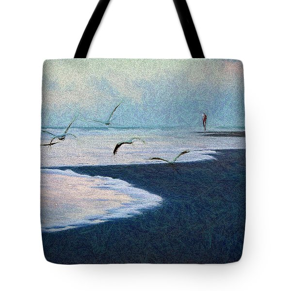 Hide Tide Tote Bag