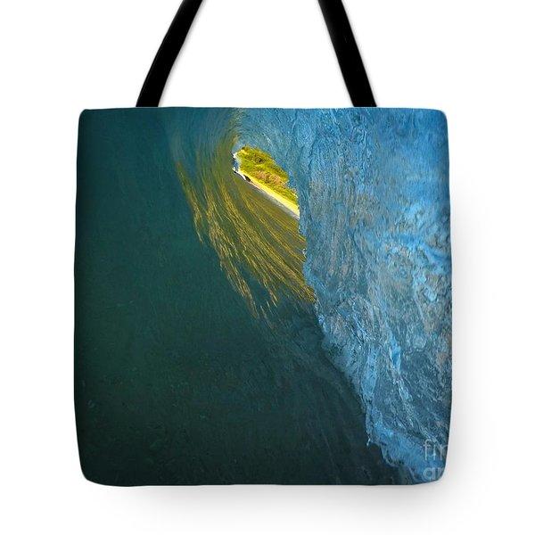 Hideaway Tube  Tote Bag